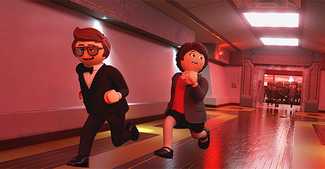 Playmobil: The Movie 3D