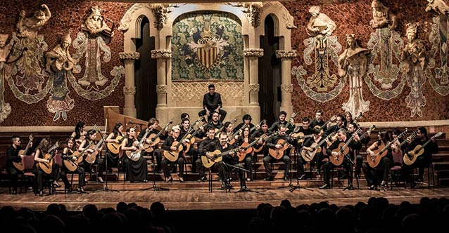 Barcelona Guitar Orchestra