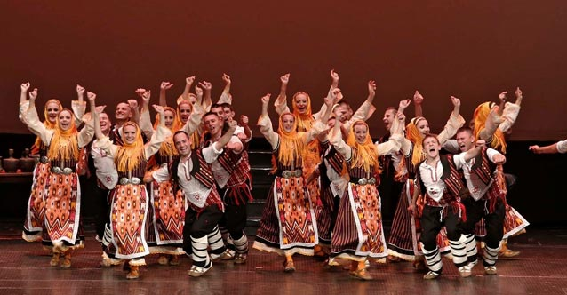 Folklore Ensemble Bulgare