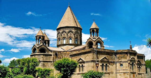 Ancient and modern Armenia
