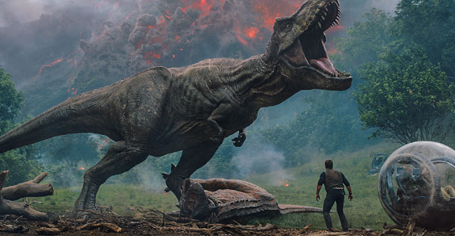 Jurassic World: Fallen Kingdom 3D