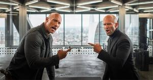 Fast & Furious Presents: Hobbs & Shaw 3D