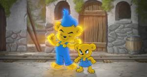 Bamse and the city of thiefs