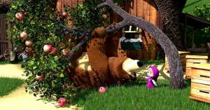Masha and the Bear: The Funniest Episodes
