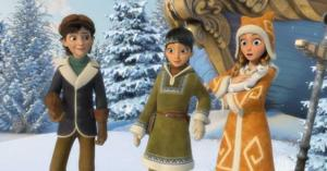 The Snow Queen 3: Fire and Ice 3D