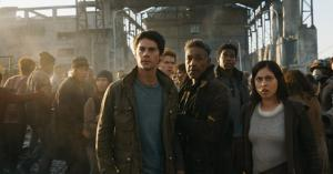 The Maze Runner: The Death Cure 3D