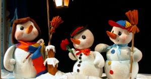 The Three Snowmen