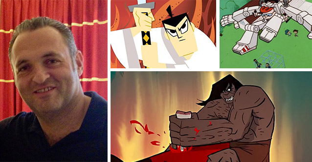 What we didn't know about... Genndy Tartakovsky