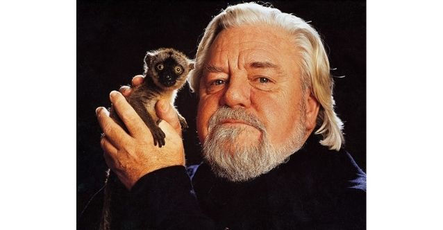 What we didn't know about ... Gerald Darrell and his love of animals
