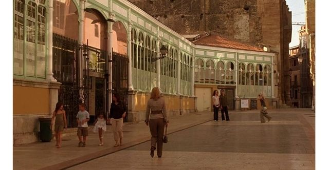 Barcelona in several films