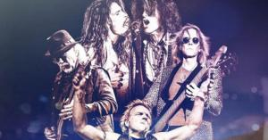 Aerosmith Rocks Donington