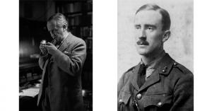 What we didn't know about... J. R. R. Tolkien