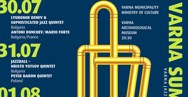 International Jazz Festival VArna Summer 2015