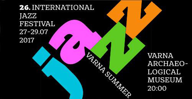 International jazz festival Varna Summer