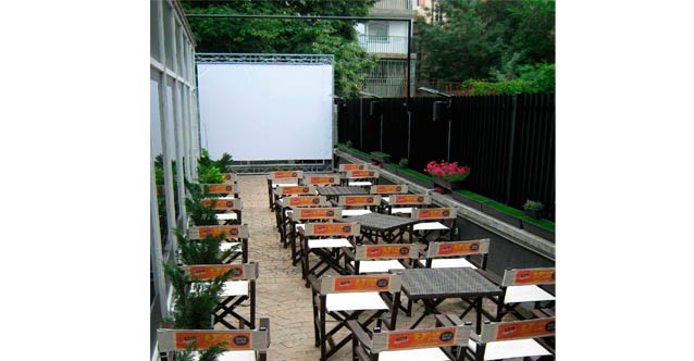Cinema Yard - Summer Cinema