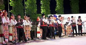 International Folklore Festival Varna 2012