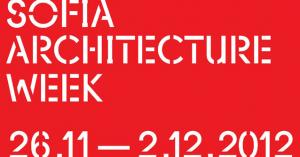 Sofia Architecture Week 2012