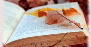 Autumn literary days