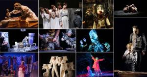 International Puppet Theatre Festival for Adults Pierrot