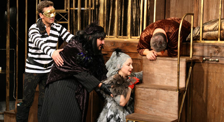 Volpone, National Theatre