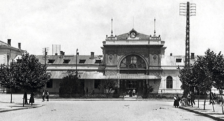 Central Train Station, the beginning of 20`s