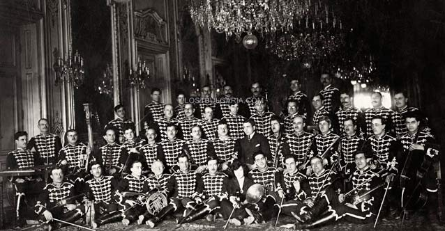 The Royal Orchestra, 30's