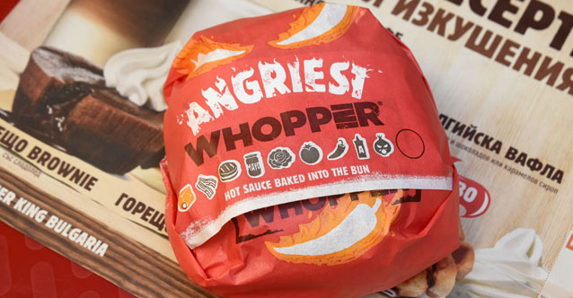 Angriest WHOPPER®