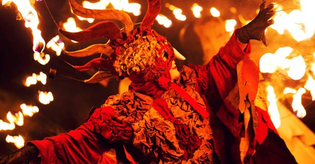 Shade and Fire theatre Fireter and Fire Theatre Mime Company