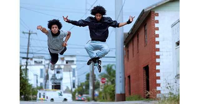 Les Twins © Shawn Welling