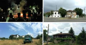 On the road: The villages of Strandzha