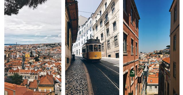 One month in Lisbon: no reservations and big expectations
