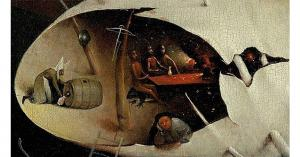 Do people get Hieronymus Bosch?
