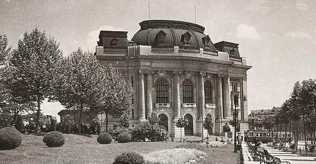 The Architects of Sofia