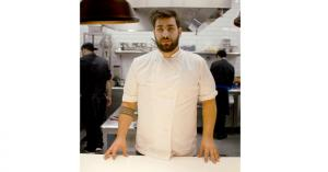 The chef wants to eat: Vladimir Todorov