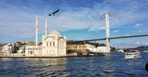 By the shores of Istanbul