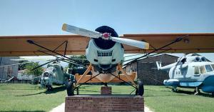 A Saturday Escape: Aviation Museum