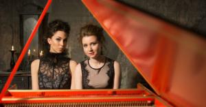 Harpsichord Duo A & A