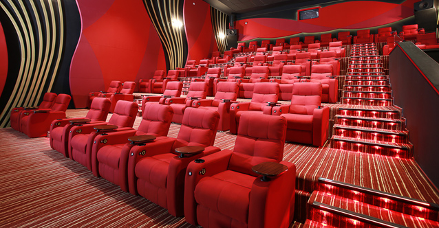 Cine Grand Sofia Ring Mall