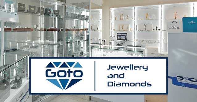 Jewellery brand Goto opened a new shop at the seaside