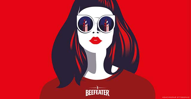 Sofia Becomes London Wiht The Big Beefeater Challenge