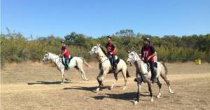 Horse Endurance Run in Koprivshtitza