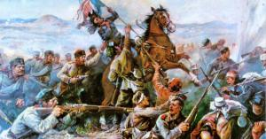 138 years since fighting during the Russo-Turkish War