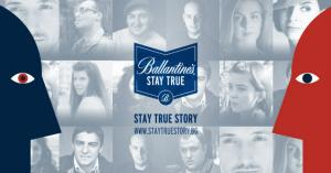Nearly 300 fans participated in the Stay True Story