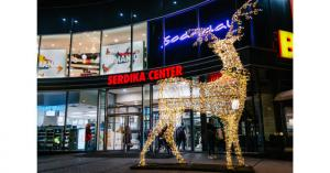 Christmas tour around the world in Serdica Centre