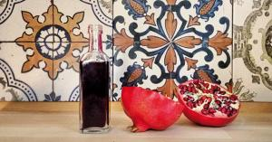A pomegranate story
