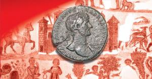 Imperium. The journey of a coin through the Roman Empire