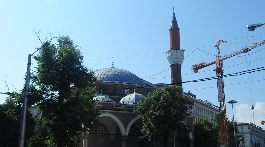 The Mosque in the 30`s