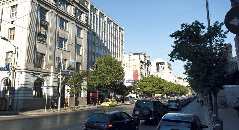 Dondukov Blvd from 1900 till 2011