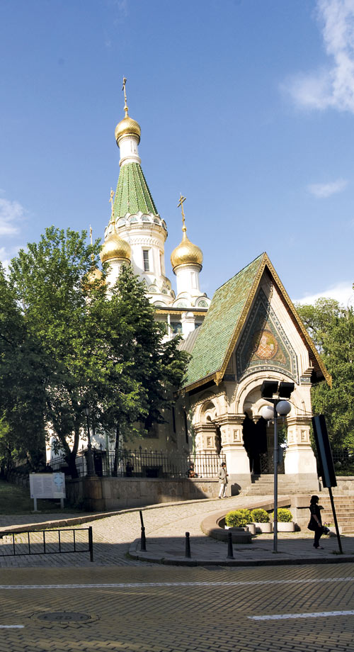The Russian Church, 1910-1920 and now